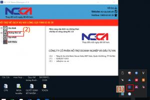 Hướng dẫn cách: Gia hạn chữ ký số ncca