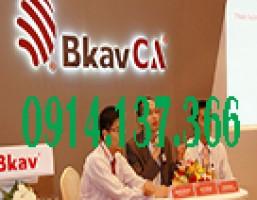 Báo giá gia hạn chữ ký số Bkav