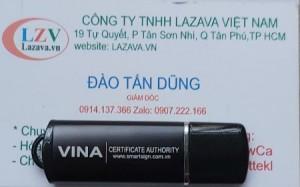 Mua chữ ký số Vina