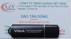 Báo giá chữ ký số nhà mạng Vina