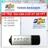 Gia hạn chữ ký số FPT-Ca, giảm giá mùa dịch covid 19