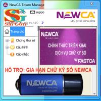 Nhận: Gia hạn token Newca-ca