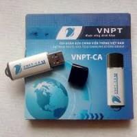 Chữ ký số nhà mạng VNPT