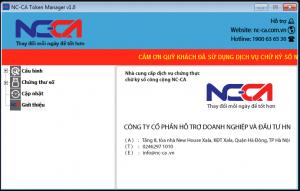 Gia hạn chữ ký số NCCA (NC-ca), Các ưu điểm gì ?