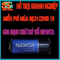 Gia hạn chữ ký số newca (Newtel), ở đâu rẻ