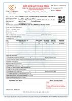 Mua 950 tờ hóa đơn điện tử