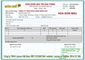 Mua hóa đơn điện tử Viettel