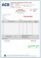 Mua hóa đơn điện tử Vina ở TP Hồ Chí Minh