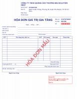 Mua hóa đơn điện tử Vina ở Long An